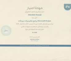 Principles of Microsoft Project